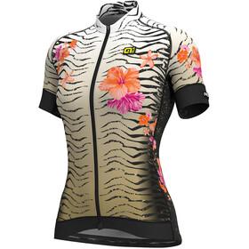 Alé Cycling Graphics PRR Savana - Maillot manches courtes Femme - noir/Or